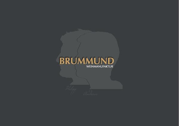 Cover Imagebroschuere der Weinmanufaktur Brummund